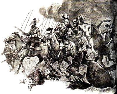 Тридцатилетняя война — википедия